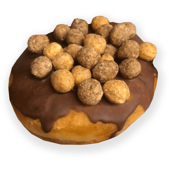 Breakfast-Cereal, Cannoli, Michigan's Best Donuts, Craft Donuts, Sugarr Donuts